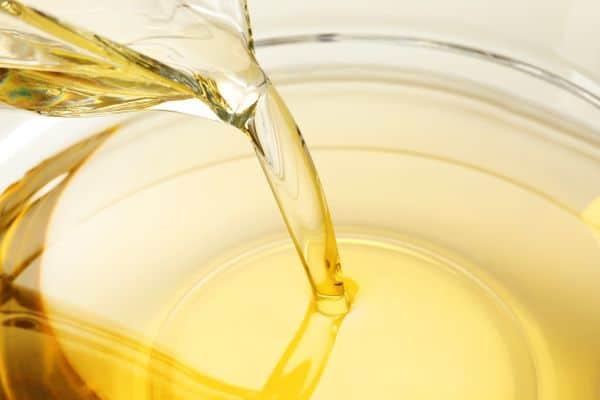 Neutral HCF vegetable oil
