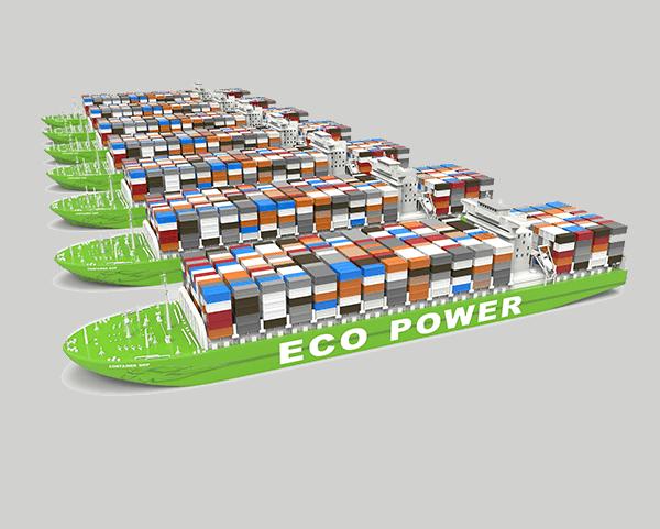 Eco power ships urea 40